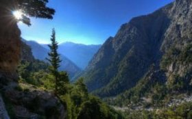 Samaria Gorge - one of Europe's most memorable natural features