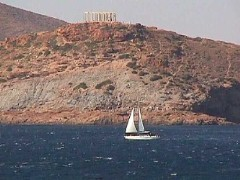 Sounion, Temple of Poseidon