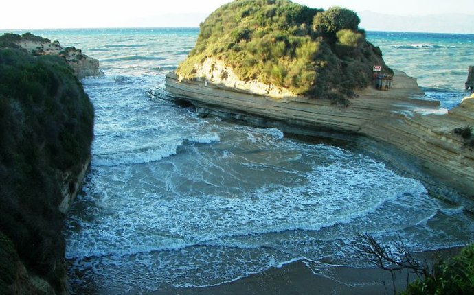 Corfu Greece Attractions