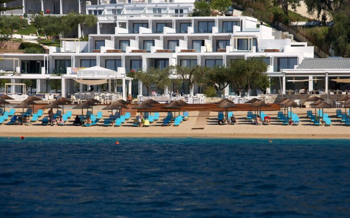 Lichnos Beach Hotel Parga GREECE