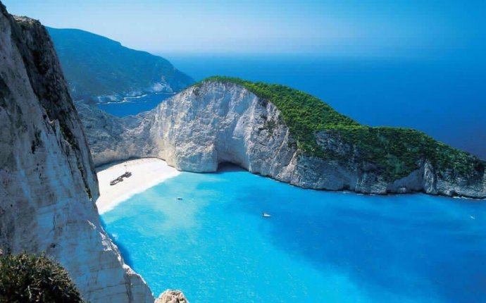 Zakynthos Beach Greece